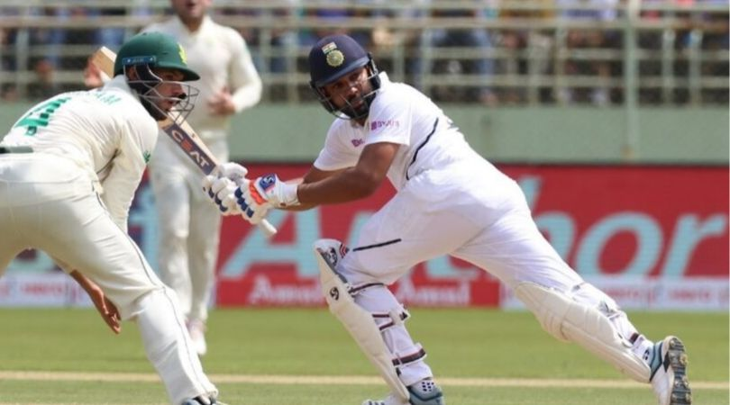 Rohit Sharma Man of the Match: How many 'Man of the Match' awards has Rohit Sharma won in Test matches?