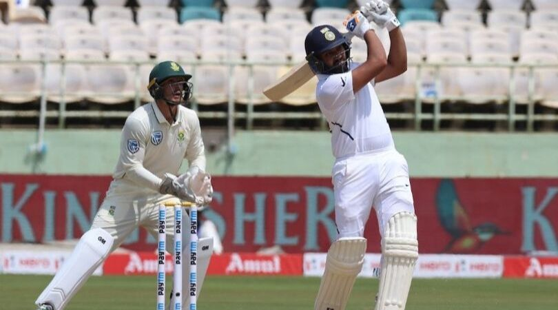 Rohit Sharma memes: Funniest Twitter reactions on Rohit Sharma's first century as opener vs South Africa