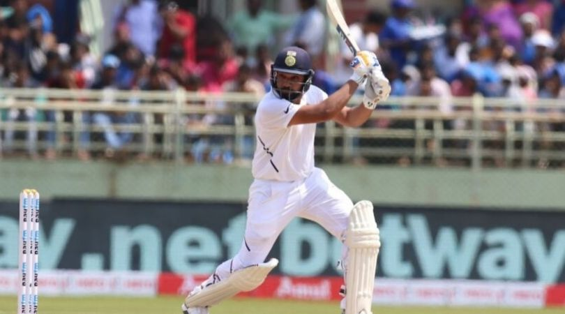 Rohit Sharma scores two centuries in Visakhapatnam Test: Twitter celebrates as Rohit registers 5th Test century vs South Africa