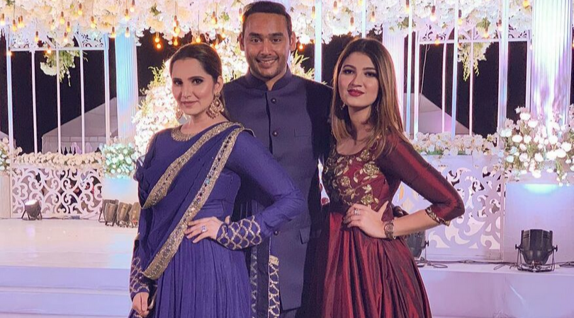Sania Mirza confirms her sister Anam will soon marry Mohammad Azharuddin's son