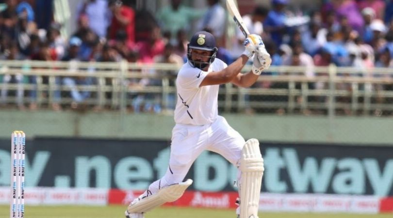 Twitter reactions on Rohit Sharma's maiden Test century as opening batsman vs South Africa