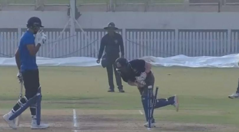 Jaydev Unadkat run-out vs India B in Deodhar Trophy: Watch India A bowler commits howler in Ranchi