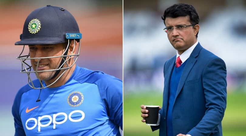 BCCI allegedly moved on from MS Dhoni amidst talk reports with Sourav Ganguly on October 24