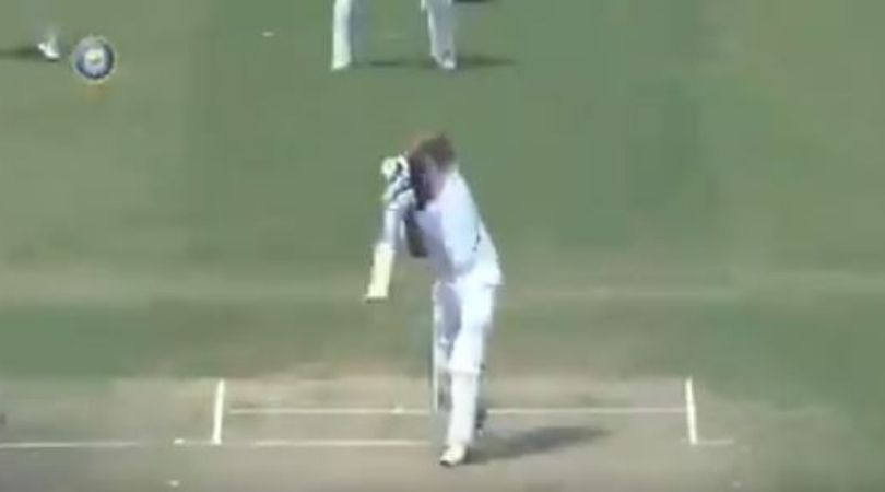 Rohit Sharma's splendid four mesmerizes Graeme Smith in 3rd test match against South Africa