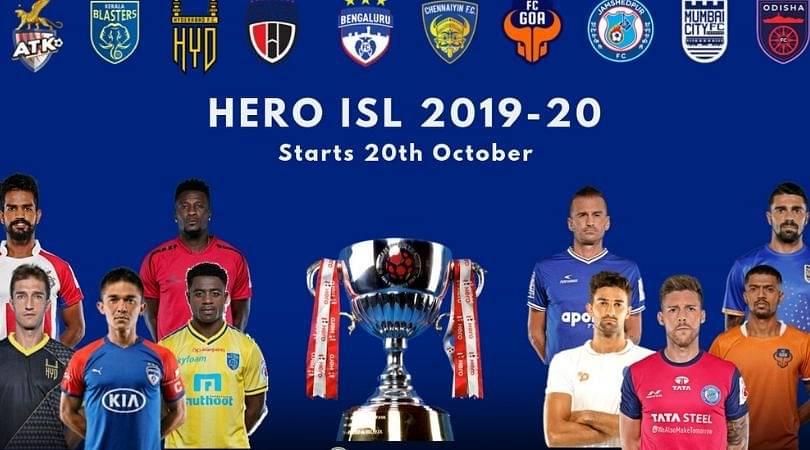 ISL Sponsors 2019: List of all Indian Super League sponsors and team sponsors includes Premier League