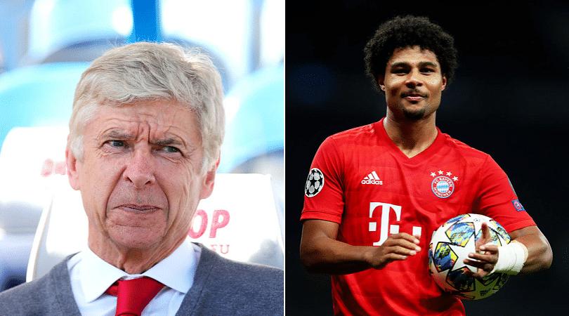 Arsenal News: Arsene Wenger explains how Bayern Munich convinced Serge Gnabry to join Werder Bremen