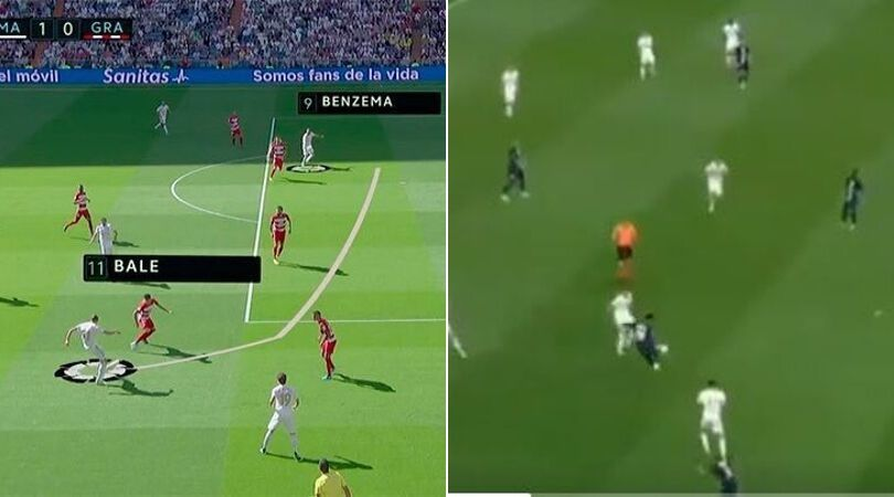 Gareth Bale Vs Neymar: Which player made the most incredible pass this weekend