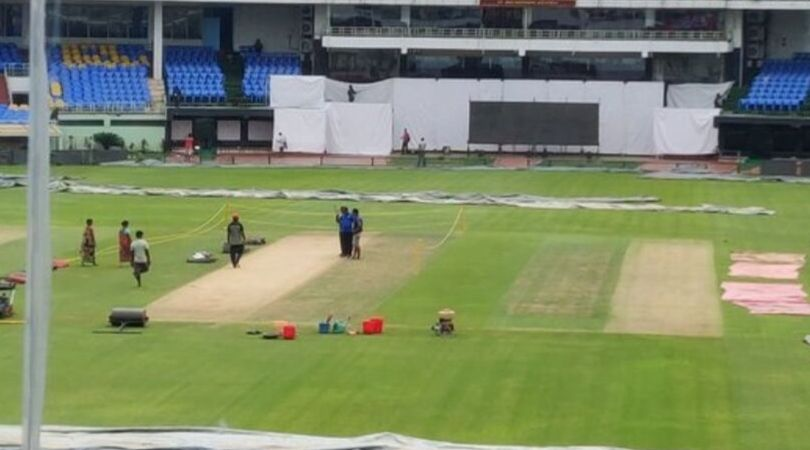 Weather in Vizag: What is the rain forecast for Day 2 of India vs South Africa Test in Visakhapatnam?