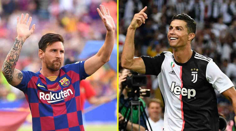 What are the European records that Lionel Messi and Cristiano Ronaldo have not broken yet