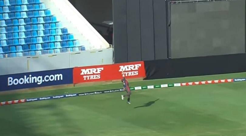 Rameez Shehzad catch vs Scotland: Watch UAE fielder grabs remarkable catch to dismiss George Munsey