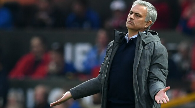"""""""Mourinho Out"""" trends on twitter within an hour after appointment announced"""