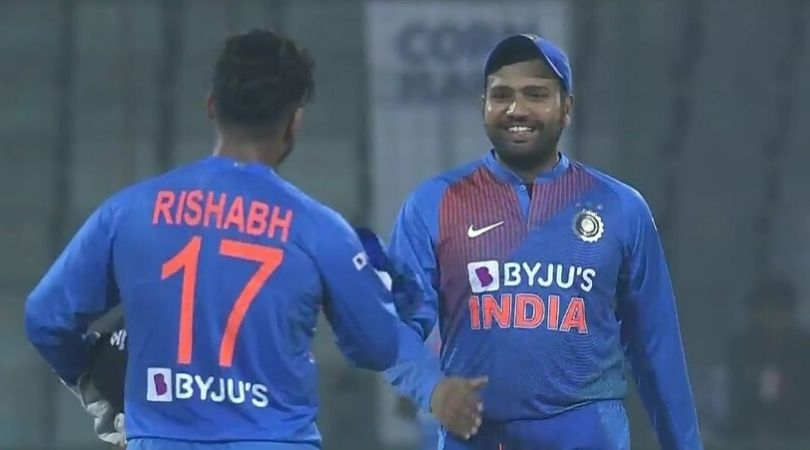 WATCH: Rishabh Pant and Rohit Sharma goof up DRS thrice in Yuzvendra Chahal's over