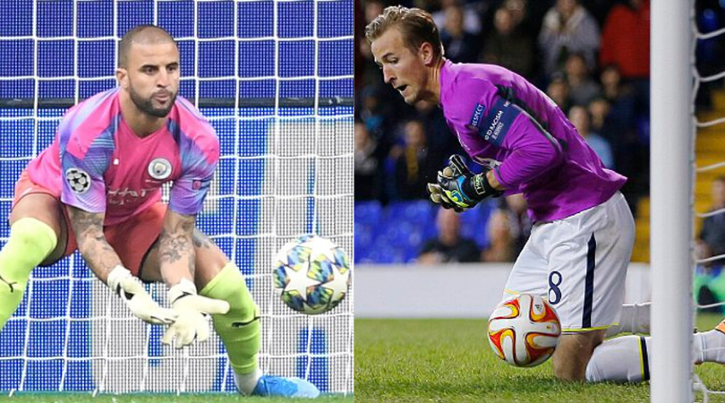 5 popular outfield players who have played as a goalkeeper
