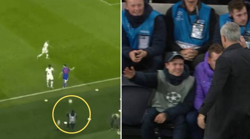 5 times Ball boys have had an impact on a football match