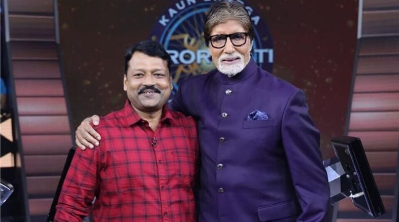 7 crore question in KBC 2019: Who is the first cricketer to score two T20I fifties on the same day in two different matches?