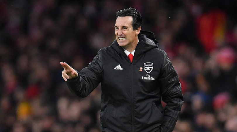 Arsenal have identified former Barcelona manager as Unai Emery's replacement