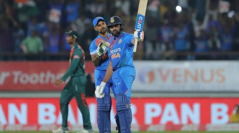 CSK mock Bangladesh after Rohit Sharma leads India to victory in Rajkot T20I