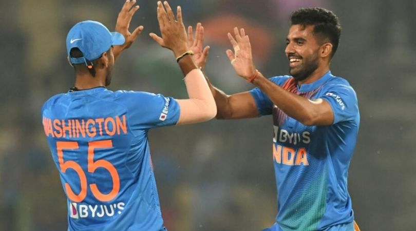 Deepak Chahar T20I hat-trick: Watch Indian pacer registers best-ever T20I figures vs Bangladesh in Nagpur