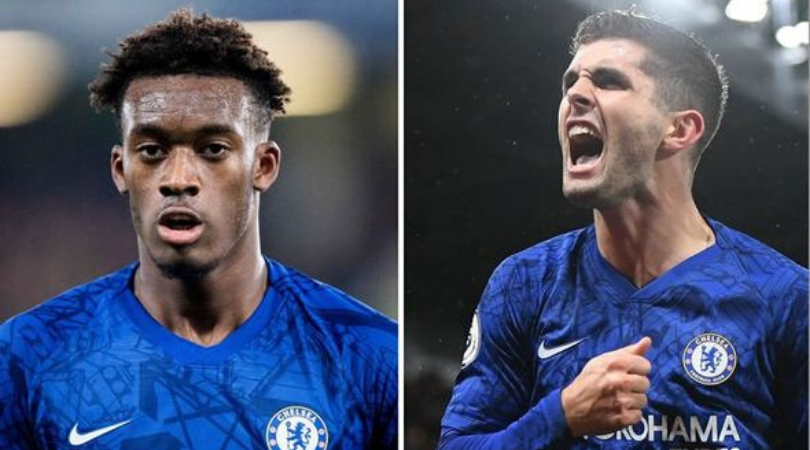 Chelsea team news Will Pulisic and Hudson-Odoi play vs Man City today