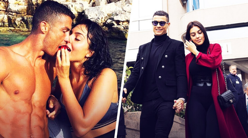 Cristiano Ronaldo marriage Has the Juventus star secretly wedded his partner