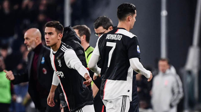 Cristiano Ronaldo reportedly called Maurizio Sarri a 'son of a wre' after being substituted
