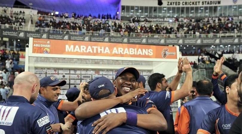 Dwayne Bravo slams fan on Instagram post leading Maratha Arabians to T10 League title
