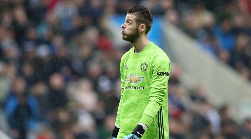 David De Gea admits there is 'lack of quality' in Manchester United squad