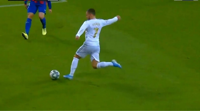 Eden Hazard justifies his enormous price tag in one incredible moment vs Eibar