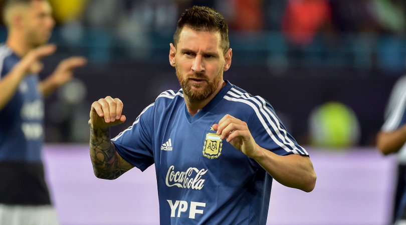 Football fights 6 times Lionel Messi has got into a fight on a football pitch
