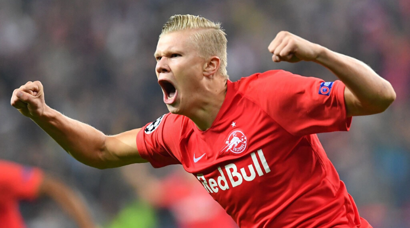 Football transfer news Erling Haaland release clause revealed