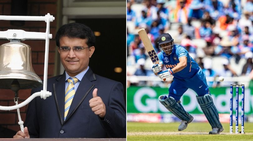 "MS Dhoni retirement news: Sourav Ganguly ""absolutely clear"" on Dhoni's future"
