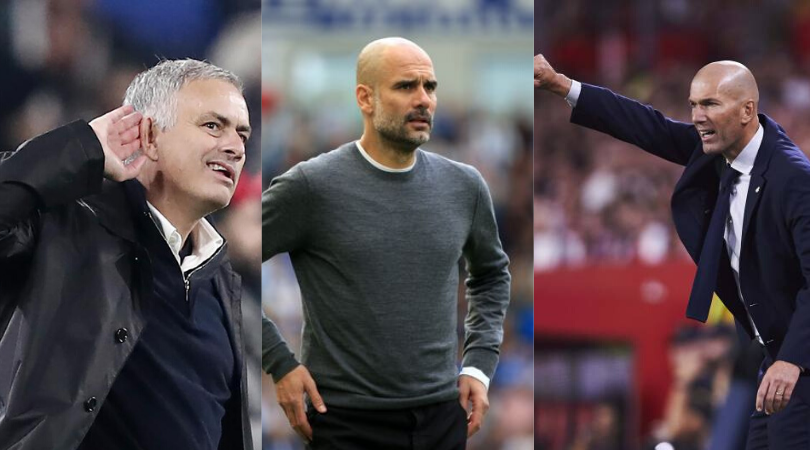 Highest paid managers in European football