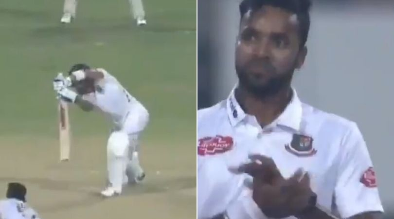 WATCH: Virat Kohli gets applause from Ebadot Hossain post glorious cover drive at Eden Gardens