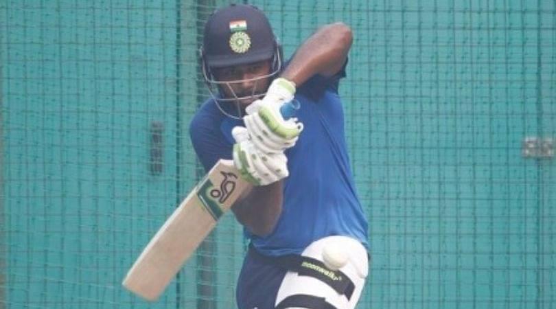 Is Sanju Samson playing today's 1st T20I vs Bangladesh in Delhi?