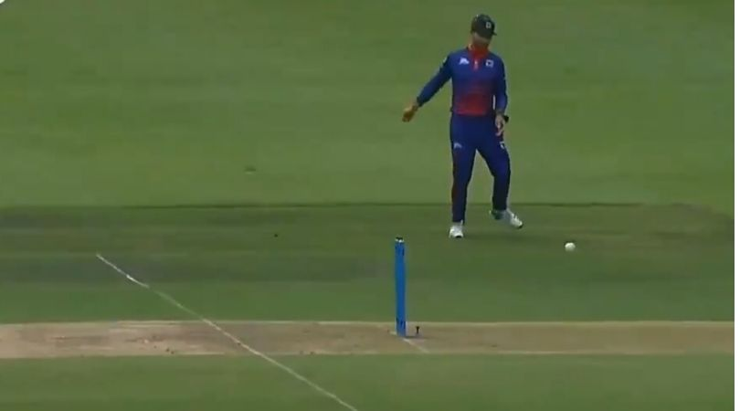 WATCH: Janneman Malan goofs up simple run-out to dismiss Henry Davids in MSL 2019