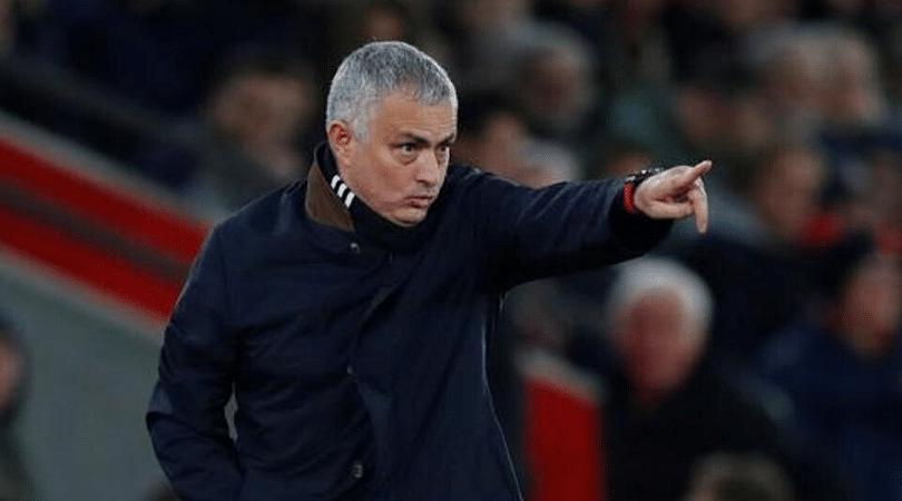 Jose Mourinho 2 times the new Tottenham manager mocked Spurs