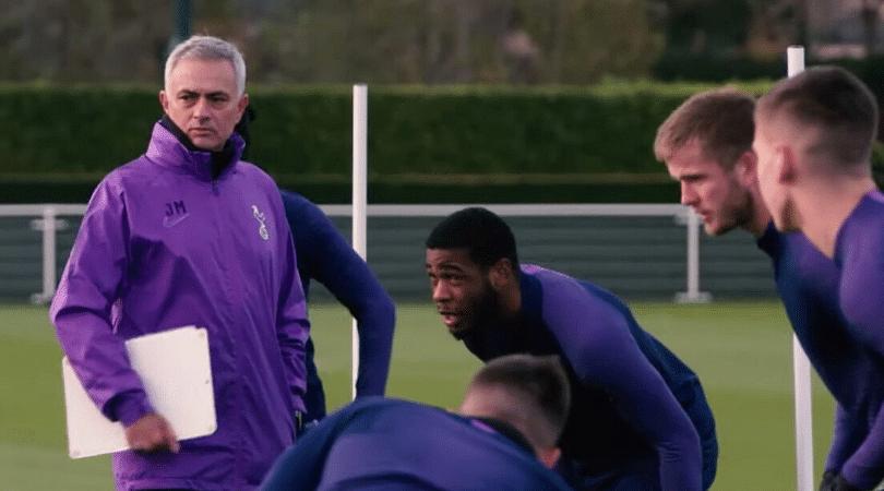 Jose Mourinho praises Japhet Tanganga Who is the 20-year old defender lauded by Mourinho for marking Ronaldo