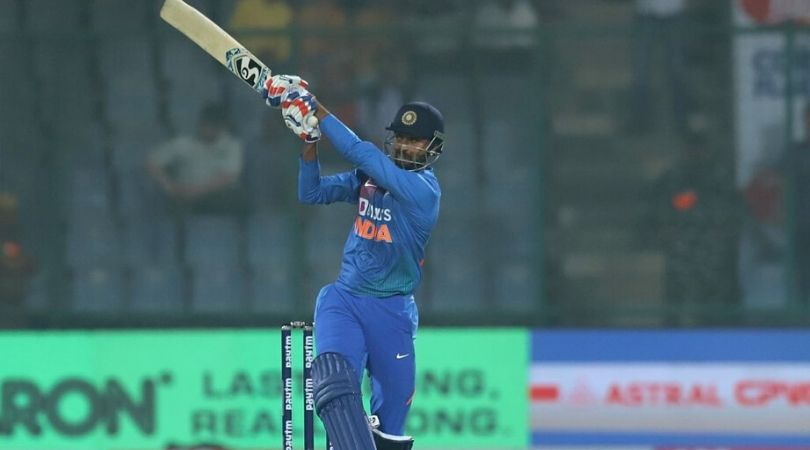 Why is Krunal Pandya not playing in today's 3rd T20I vs Bangladesh in Nagpur?