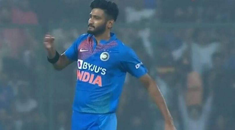 Twitter slams Khaleel Ahmed and Krunal Pandya after Bangladesh beat India in Delhi