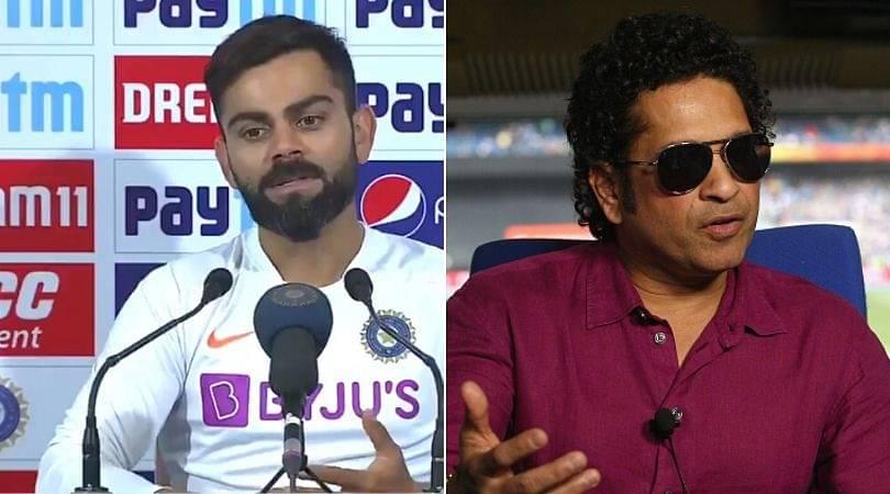WATCH: Virat Kohli reveals Sachin Tendulkar's advice before scoring 27th Test century vs Bangladesh at Eden Gardens