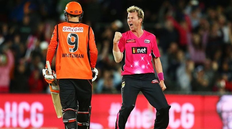 WATCH: Brett Lee's fairy tale last over in BBL 2014-15 final between Sydney Sixers and Perth Scorchers