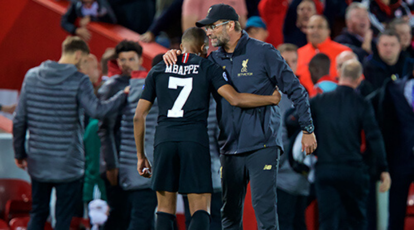 Liverpool will bid £215m for Kylian Mbappe, could sacrifice star player