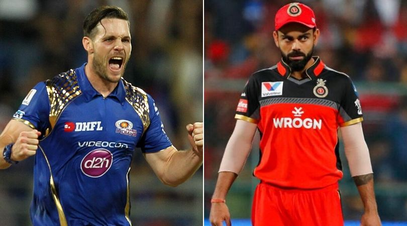 Mitchell McClenaghan likes fan's tweet which claims Virat Kohli to be his 'bunny'