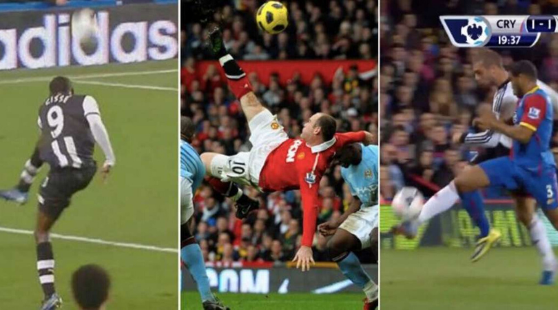 Monday Night Football declares Top 10 Premier League Goals of the decade