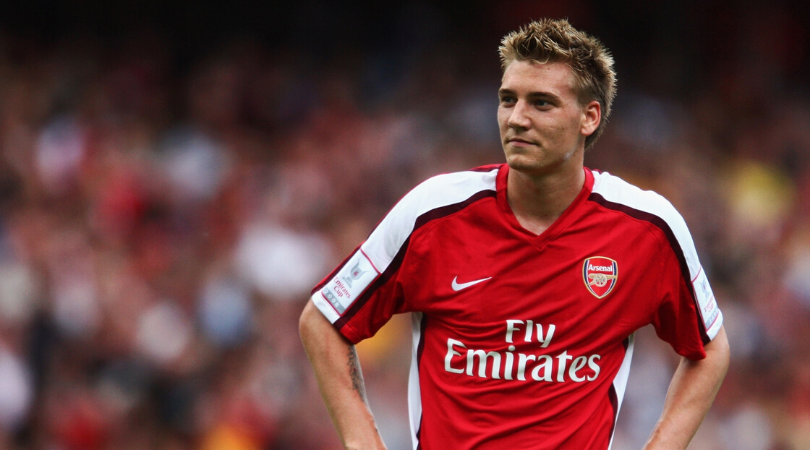 Nicklas Bendtner recounts the time he told Thierry Henry to shut up while training