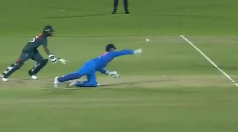 WATCH: Rishabh Pant takes revenge on Liton Das with astute run-out in Rajkot T20I