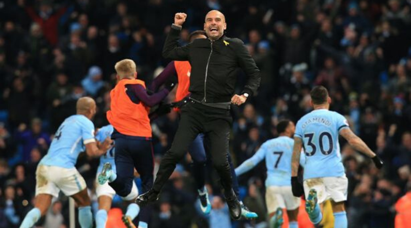 Pep Guardiola trolls Southampton over their time-wasting tactics during Man City's win