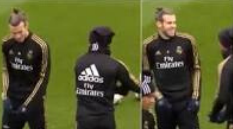 Real Madrid News Watch Gareth Bale get trolled by Mariano with golf taunt