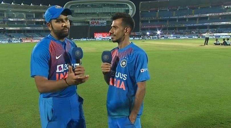 WATCH: Rohit Sharma admits wanting to hit six sixes off Mosaddek Hossain in Rajkot T20I