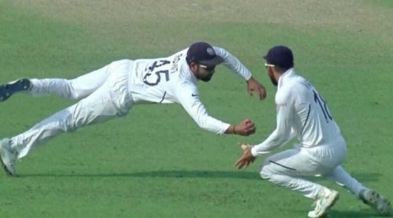 Rohit Sharma at Eden Gardens: Watch Indian player grabs sensational one-handed catch to dismiss Mominul Haque